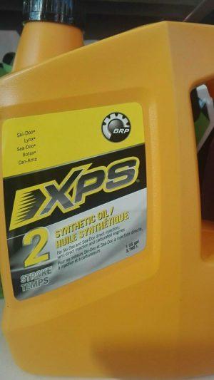 XPS-Öljyt
