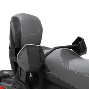 Istuimet ja selkänojat
