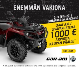 CAN-AM 2018